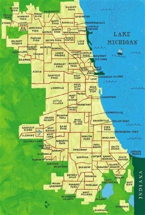 Downtown Chicago Zip Code Map