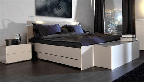 rangement de chambre a coucher coffre de rangement 2pir chambre coucher contemporaine