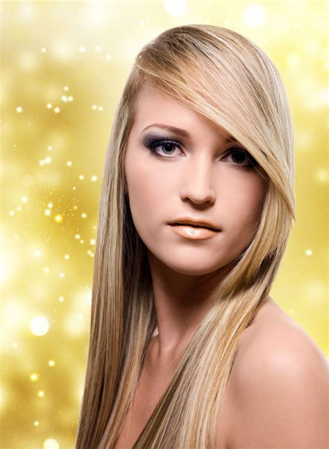 Schöne Frisuren Für Glatte Haare Bilder