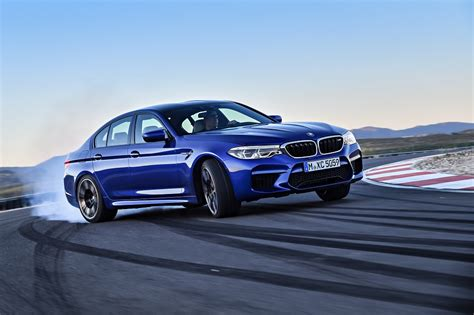 2018 Bmw M5 Gets Serious With Competition Package