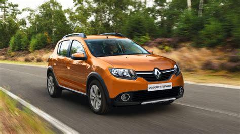 Camionetas  Nuevo Sandero Stepway  Renault Colombia