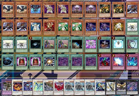 deck lists lightsworn deck by mike urso