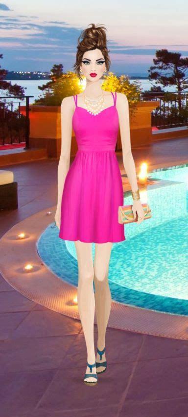 Mansion Pool Party   Fashion, Covet fashion, Covet fashion ...