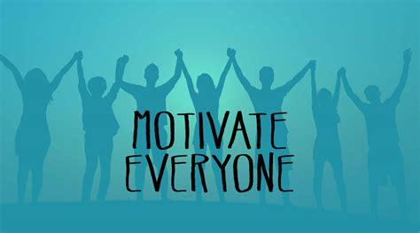 Motivate Everyone   JFDI Consulting