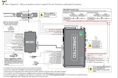 Avital Remote Start Wiring Diagram Gallery