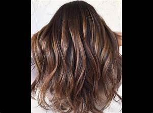 Couleur De Cheveux Chocolat Marron Glacé : couleur de cheveux chocolat et si on craquait puretrend ~ Melissatoandfro.com Idées de Décoration