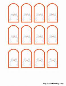 8 best images of wedding gift tag templates printable With wedding favor tags template free