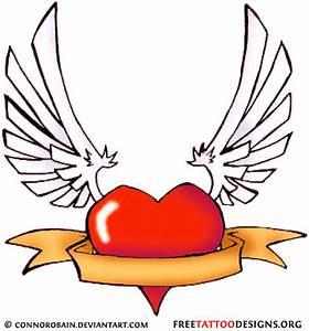 Heart Tattoo Gallery   Rose, Sacred, Broken, Celtic ...