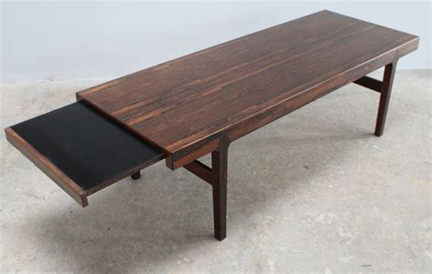 Danish Rosewood Coffee Table For Sale At 1stdibs