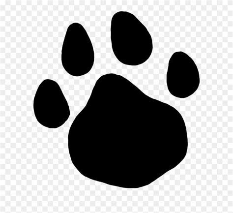 pawprint clipart leopard pawprint leopard transparent