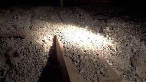 vermiculite insulation  asbestos dangers