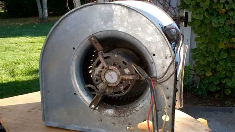 American Standard Blower Motor Removal Part Youtube