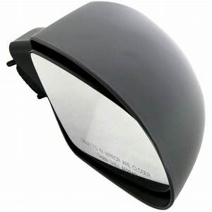 Manual Passenger Right Side Mirror For 1993