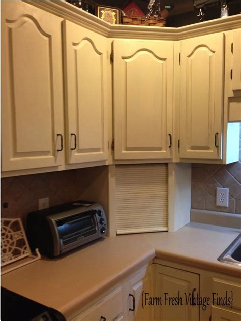 how to paint kitchen cabinets with sloan chalk paint how to paint cabinets using sloan the reveal how 9971