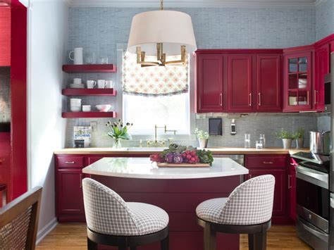 Small Kitchen Makeover  Hgtv