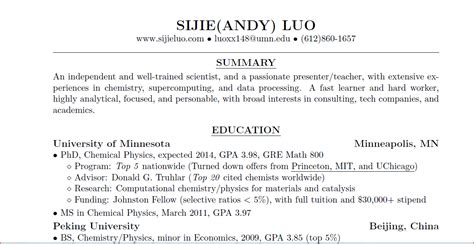 How To Write Degree On Resume by How To Write Your Degree On Your Resume