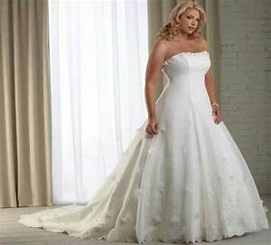 womans full figure wedding dresses With full figure wedding dress