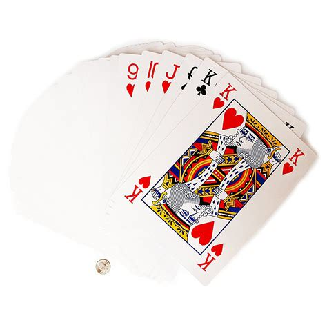 We did not find results for: Gigantic Deck of Playing Cards - The Green Head