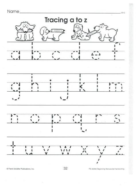 english print abc     case  alphabet tracing
