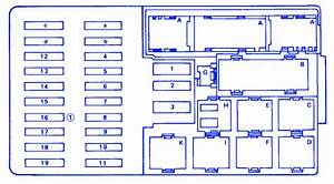 Mercedes-benz 420 Sel 201 Hp Fuse Box  Block Circuit Breaker Diagram