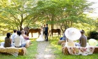 simple country wedding country theme wedding