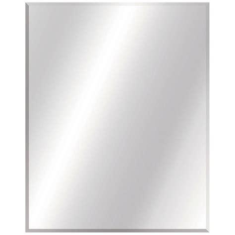 window treatments for windows glacier bay 24 in w x 30 in l beveled edge bath mirror