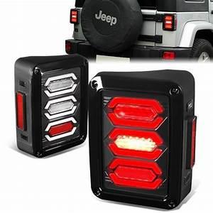 Jeep Wrangler Tail Light Wiring Harnes