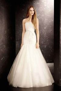 simple wedding dresses with elegance modwedding With alexander wang wedding dress