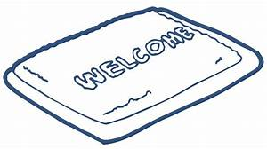 Welcome Mat Clip Art - Cliparts.co