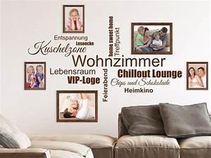 Bilder Mit Rahmen Für Wohnzimmer : wandtattoos mit bilderrahmen kombiniert neue wandideen ~ Lizthompson.info Haus und Dekorationen