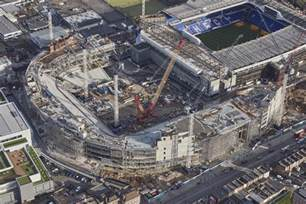 Spurs Tottenham New Stadium