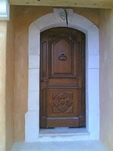 encadrement en pierre porte d39entree marseille aix en With encadrement porte d entrée