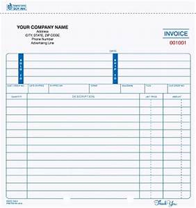 invcc 758 3 part invoice With 3 part invoices