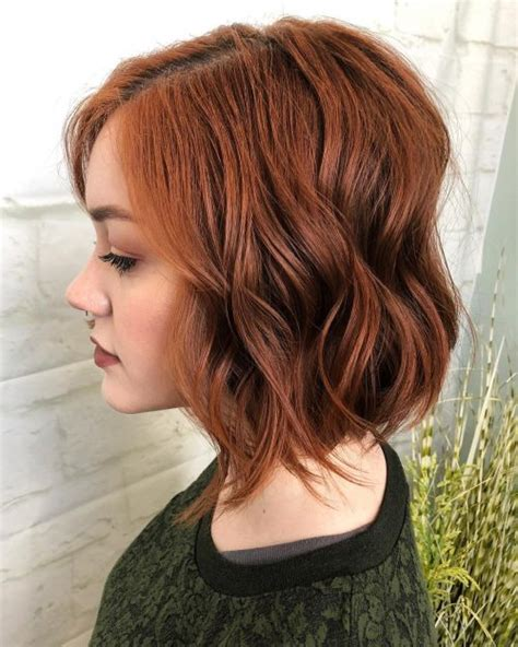 Layered Bob Hairstyles For Hair by 17 Layered Bob Haircuts Trending In 2019