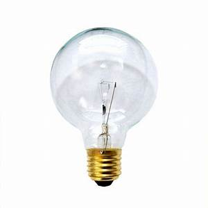 Glühbirne 60 Watt : globe gl hbirne 60w e27 klar g80 80mm globelampe 60 watt gl hlampe gl hbirnen ebay ~ Eleganceandgraceweddings.com Haus und Dekorationen