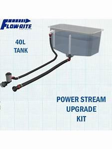 Marine Warehouse Flowrite Livewell 40l Assembly W