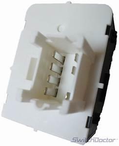 Master Power Window Door Switch For 1997