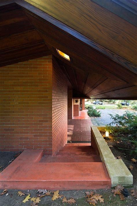 usonian style homes images  pinterest frank lloyd wright usonian house  architects
