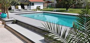 amenager une plage de piscine design With revetement tour de piscine 2 revetement de piscine les go251ts et les couleurs