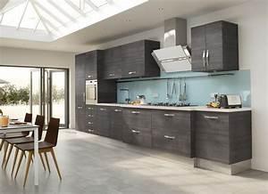 White And Grey Modern Kitchen Grey Modern Kitchen
