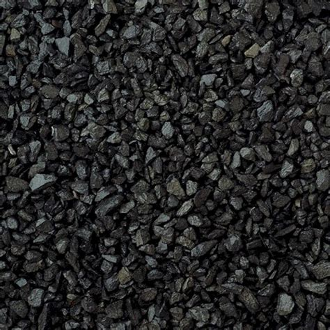 black decorative gravel deco pak black chippings decorative stone bulk bag one garden