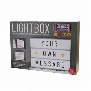 Panneau Lumineux Message : tableau lumineux pour message personnalis avec lettres et emoji sur logeekdesign ~ Teatrodelosmanantiales.com Idées de Décoration