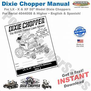 Dixie Chopper Parts Diagram