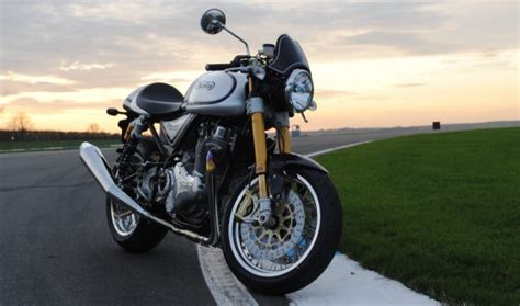 Old Motorcycle Brands Like Norton Are Coming Back From The