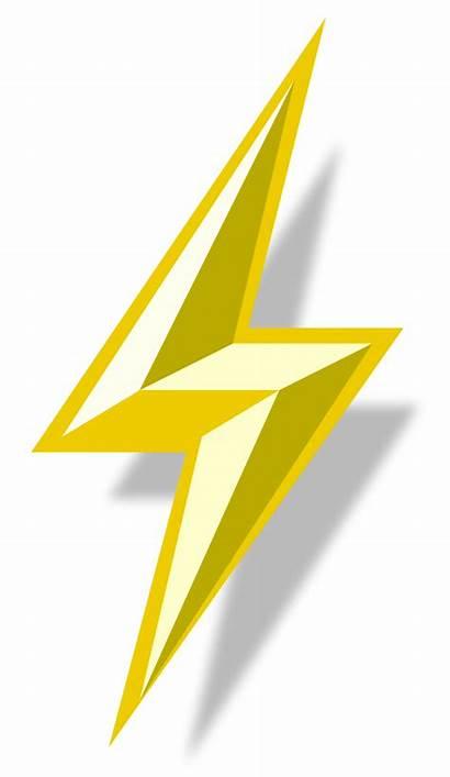 Lightning Bolt Clip Svg Lighting Yellow Clipart