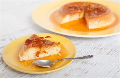 recetas de postres de las islas canarias quesillo