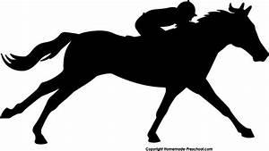 jockey silhouette - Google Search | Kentucky Derby ...