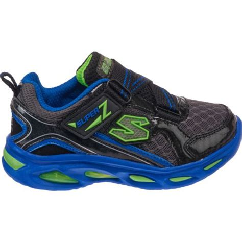 light up shoes for boys skechers boys s lights ipox light up shoes academy