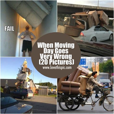 moving day   wrong  pictures