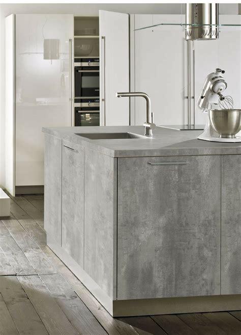 Beton Küche: Das Gilt Es Bei Der Küchenplanung Zu Beachten